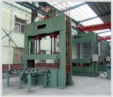 máquina caliente de la prensa 15layers para la madera contrachapada para la línea de Paoduction de la madera contrachapada