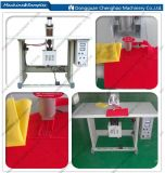 Certificación del Ce, máquina no tejida de la fabricación de cordón, máquina ultrasónica no tejida del cordón