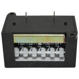 Elektrisches Counter mit 7digits für Meter