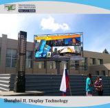Alta visualizzazione di LED esterna di colore completo di definizione SMD P4