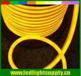 CE RoHS approuvé 110V LED SMD2835 néon jaune Flex corde