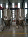 1200L equipamento de cerveja de aquecimento por vapor