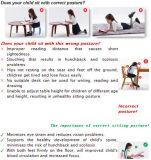 Meubles ergonomiques colorés pour enfants Meubles de chambre à coucher pour enfants Table ergonomique