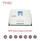 30 controlador solar 12V/da carga do ampère MPPT 24 controladores do volt com indicador do LCD para o rv