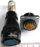 Série serrée du connecteur Fqn24 de l'eau