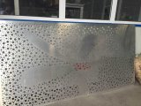 Perforated Aluminum Sheet Plate для Screen, Decoration с Holes