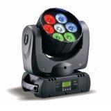 7X12W Osram RGBW LED 세척 이동하는 맨 위 빛