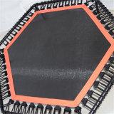 Vouwend MiniTrampoline met de Staaf van het Handvat Ajustable en Springend Mat