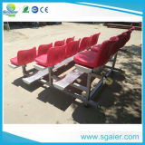 Plastik geformte Sitze für Aluminiumzuschauertribünen (SPB01)