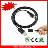 Type d'USB 3.1 câble de C avec le prix usine