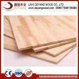 Jhk- madera maciza de madera de caucho de finger joint Board para caja de Material de la tabla gabinete