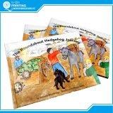 Libro di coloritura dei bambini del Hardcover di stampa A4