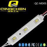 Alto brillo Cuadrado para mostrar los módulos LED de retroiluminación carteles en vallas