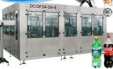 Automatische Glasflaschen-kohlensäurehaltige Getränk-Produktionsanlage