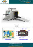 X Strahl-Gepäck-Kontrollsystem des Strahl-Scanner-X