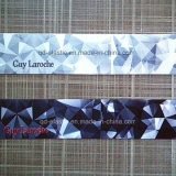 Impreso de transferencia térmica Diamante patrón geométrico Banda elástica