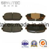 トヨタHiace 04465-25040のためのD2104ディスクブレーキのパッドの部品