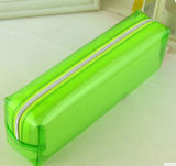 PVC trasparente Pencil Caso, Pencil Bag per School Students