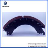 As peças da máquina de ferro fundido a sapata de freio Hino