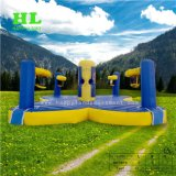 L'air Bouncer terrain de soccer football gonflable
