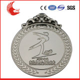 승진 금속 큰 메달 메달, 주문 3D 금속 메달 공장