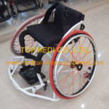 Guangzhou Supplier Sports Wheelchair para Basketball Handicapped Players