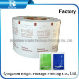 Uso médico de papel de aluminio para pastillas de desinfección Bzk