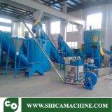 200-300kg/H hete Wasmachine en Reinigingsmachine voor de Plastic Machines van het Recycling