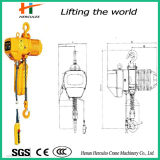 élévateur à chaînes de HS-VT 20t avec le certificat de la CE
