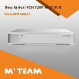 4 canales DVR de red con DVD-RW y disco duro compatible (MVT-8404)