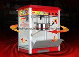 Milho de Pipoca comercial de milho Pop Maker Pop máquina de snacks de milho vermelho