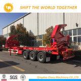 40FT seitlicher Ladevorrichtungs-Schlussteil für anhebenden Behälter-LKW