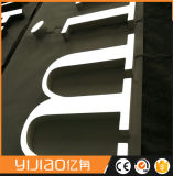 Perspex / PMMA Letter Laser Cuting Sticker Wall Perspex Letter