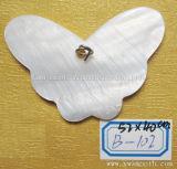 Кулоны украшения браслет материал кольцо бабочка Форма оболочки DIY аксессуары
