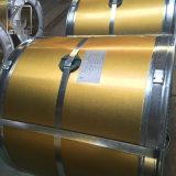 Rote Farbe Galvanlume SPGL-Az30 Stahlring-Fabrik-Klimaanlagen-Anschluss
