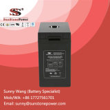 bateria acidificada ao chumbo selada 600ah do AGM 2V para o sistema solar do armazenamento