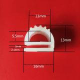 La junta de goma de silicona resistente al calor de la junta de la puerta del horno