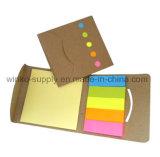 مصغّرة [كرفت] تغذية يعاد بطاقات لزجة مع صنع وفقا لطلب الزّبون علامة تجاريّة
