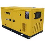 Leiser Typ Zylinder-leises Generator-Set der Reserveleistungs-55kVA vier