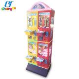 Mini distributore automatico della macchina del gioco della gru della branca dei giocattoli da vendere