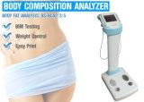 Analyseur magnétique de santé de corps de résonance de Quantum d'analyseur de composition corporelle