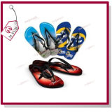 Custom Logo Prinpp Sublimation Flip Flops