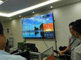 46дюймов SAMSUNG LCD склейки стены большой экран для отображения видео