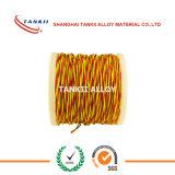Tankiiの合金の熱電対延長ケーブルのタイプkx