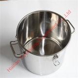 Steel di acciaio inossidabile Milk Barrel per Storaging Raw Milk