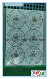 LED PCB/WhiteのはんだマスクLED PCB /LED軽いLED表示
