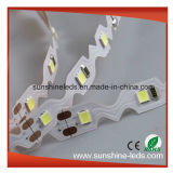2016 tira Bendable branca pura nova do diodo emissor de luz do produto SMD2835 300LEDs