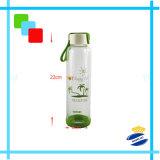 450mm vidro colorido reutilizáveis Estanho Copo de vidro de parede dupla