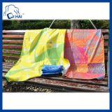 Lightweight Fast Dry Printed Microfiber Sweden Beach Towel