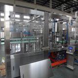 Máquina de rellenar de la cerveza automática para las botellas de cristal y las latas